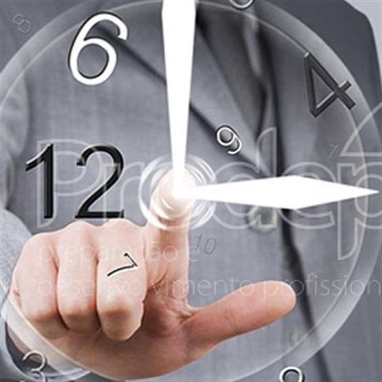 Gestão do Tempo com Foco em Resultados - Presencial ou EAD Ao Vivo